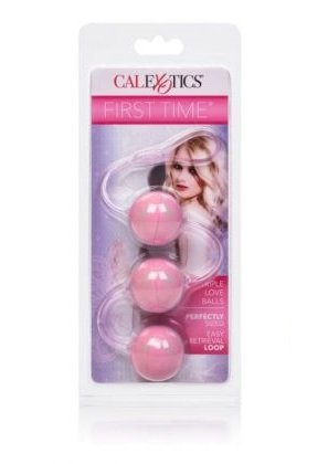 First Time Love Balls Triple Lover